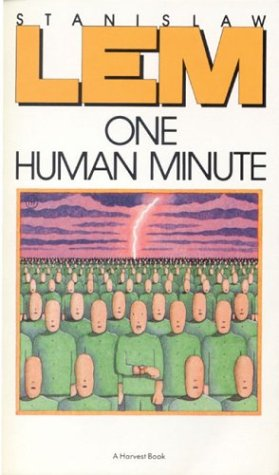 One Human Minute   1986 edition cover