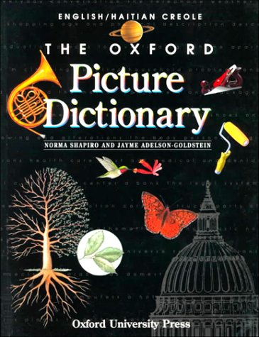 Oxford Picture Dictionary   1999 edition cover