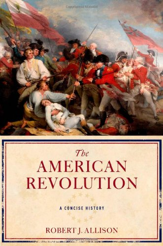 American Revolution A Concise History  2011 edition cover