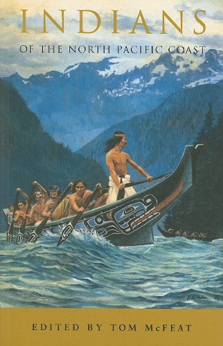 Indians of the North Pacific Coast   2002 edition cover