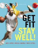 Get Fit, Stay Well!  3rd 2015 9780321933959 Front Cover