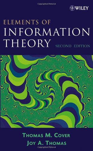 Elements of Information Theory  2nd 2006 (Revised) edition cover