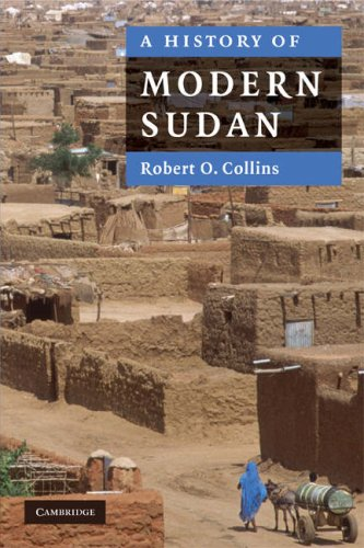 History of Modern Sudan   2008 edition cover