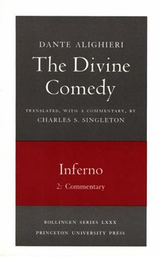 Inferno - Commentary   1990 edition cover