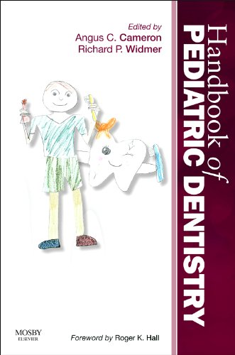 Cover art for Handbook of Pediatric Dentistry, 4th Edition