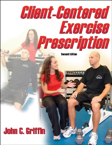 Client-Centered Exercise Prescription  2nd 2006 (Revised) edition cover