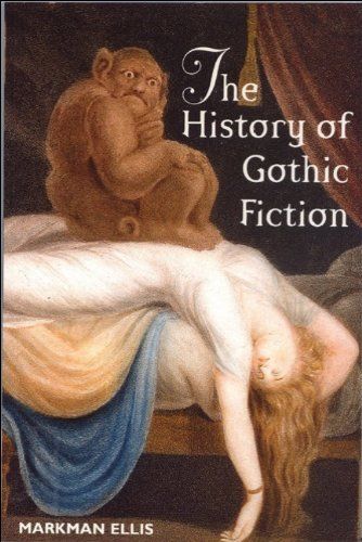 History of Gothic Fiction   2000 9780748611959 Front Cover