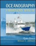Oceanography  5th 2003 (Revised) 9780757505959 Front Cover