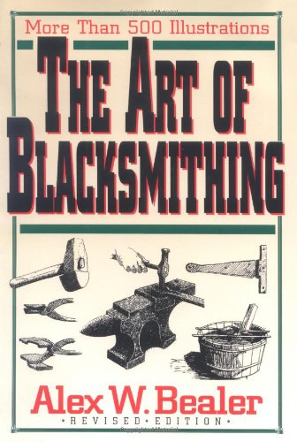 Art of Blacksmithing  Revised  edition cover