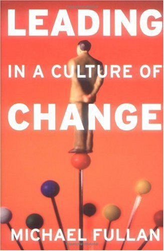 Leading in a Culture of Change   2001 9780787953959 Front Cover