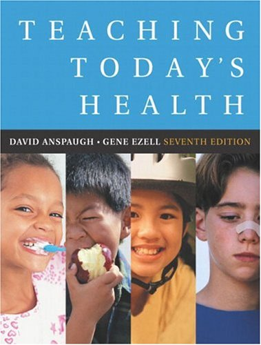Teaching Today's Health  7th 2004 (Revised) edition cover