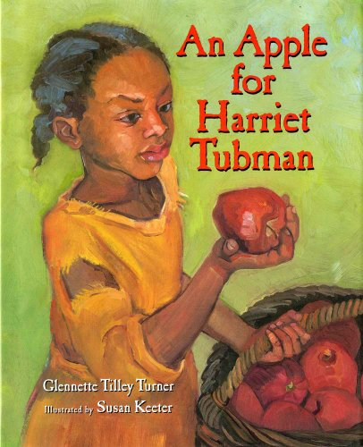 Apple for Harriet Tubman   2006 edition cover