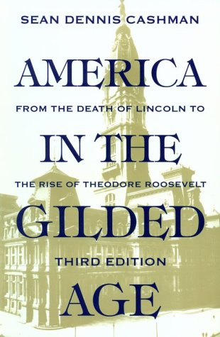America in the Gilded Age From the Death of Lincoln to the Rise of Theodore Roosevelt 3rd 1993 edition cover