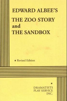 Zoo Story and The Sandbox Two Short Plays N/A 9780822212959 Front Cover
