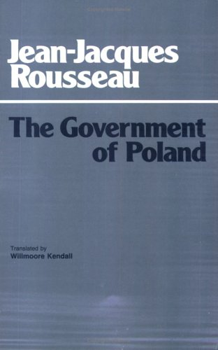 Government of Poland   1985 (Reprint) edition cover