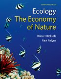 Ecology: The Economy of Nature  2014 9781429249959 Front Cover