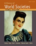 A History of World Societies: Since 1450  2014 edition cover
