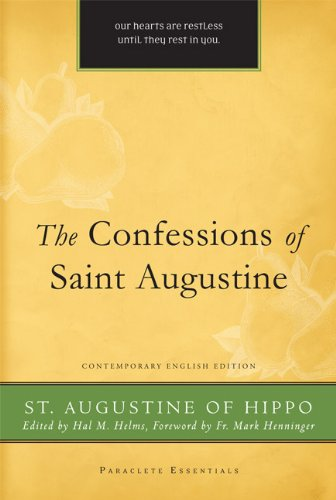 Confessions of St. Augustine   2010 edition cover