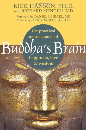 Buddha's Brain The Practical Neuroscience of Happiness, Love, and Wisdom  2009 9781572246959 Front Cover