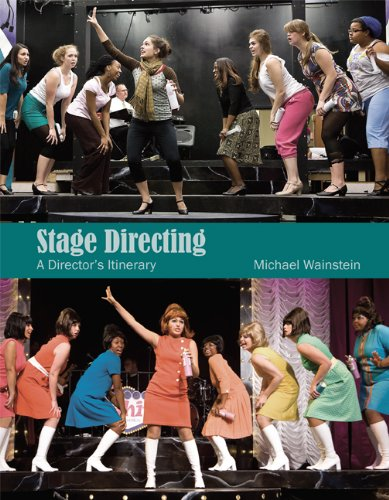 Stage Directing A Director's Itinerary  2012 edition cover