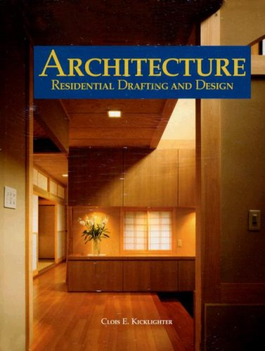 Architecture Residential Drafting and Design 9th 2003 9781590701959 Front Cover