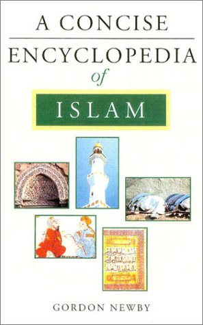 Concise Encyclopedia of Islam   2002 edition cover