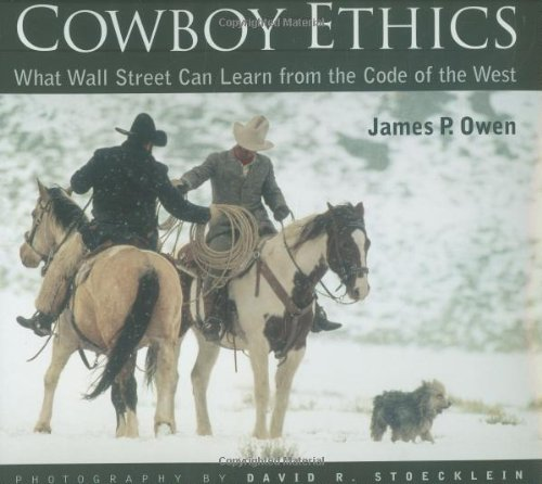 Cowboy Ethics   2004 edition cover