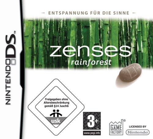 Zenses Rainforest - Entspannung für die Sinne Nintendo DS artwork