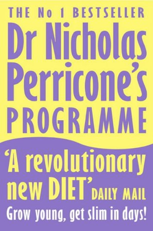 Dr Nicholas Perricone's Programme N/A edition cover