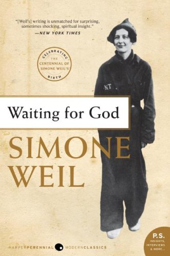 Waiting for God  N/A edition cover