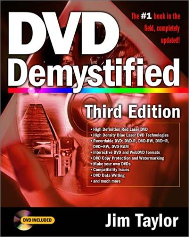 Demystified  3rd 2006 (Revised) 9780071423960 Front Cover