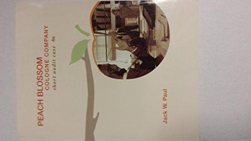 PEACH BLOSSOM COLOGNE COMPANY- 4th 2007 edition cover