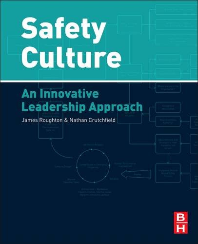Safety Culture An Innovative Leadership Approach  2013 edition cover
