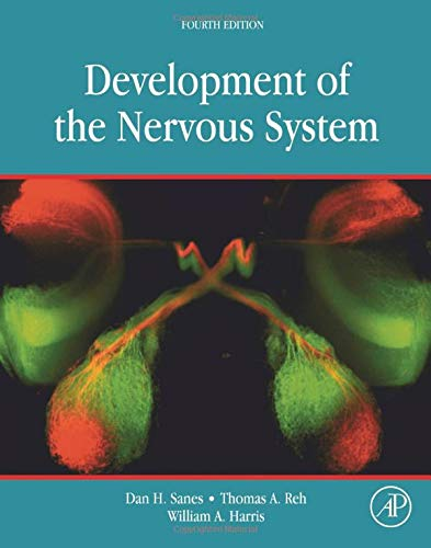 Development of the Nervous System  4th 2019 9780128039960 Front Cover