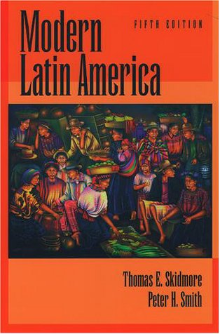 Modern Latin America  5th 2001 (Revised) edition cover