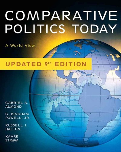 Comparative Politics Today A World View 9th 2010 (Revised) edition cover