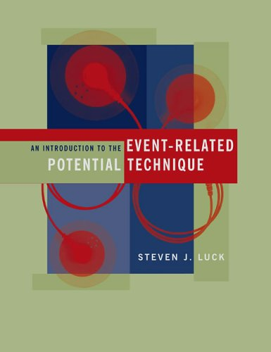Introduction to the Event-Related Potential Technique   2005 9780262621960 Front Cover