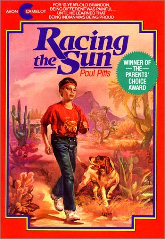 Racing the Sun  N/A edition cover