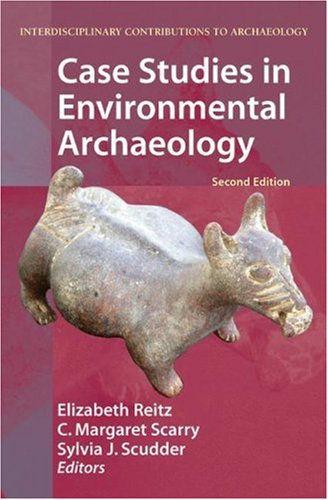 Case Studies in Environmental Archaeology  2nd 2008 edition cover
