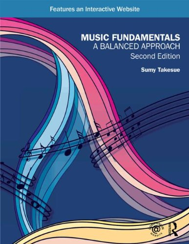 Music Fundamentals A Balanced Approach 2nd 2014 (Revised) edition cover