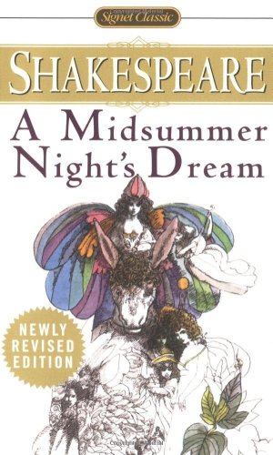 Midsummer Night's Dream  2nd 1998 (Revised) edition cover