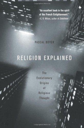 Religion Explained The Evolutionary Origins of Religious Thought  2001 edition cover