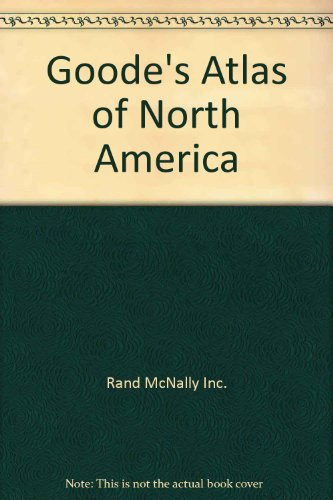 Goode's Atlas of North America  2006 edition cover