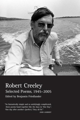 Selected Poems, 1945-2005   2008 edition cover