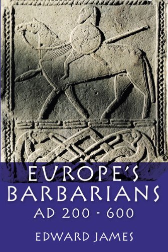 Europe's Barbarians AD 200-600   2009 edition cover