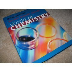 World of Chemistry   2002 (Student Manual, Study Guide, etc.) 9780618134960 Front Cover