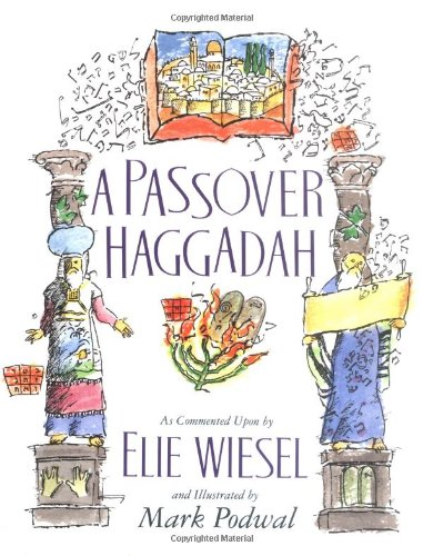 Passover Haggadah   1993 edition cover