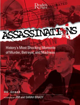 Assassinations   2004 9780762105960 Front Cover