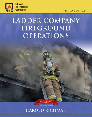 Ladder Company Fireground Operations  3rd 2008 (Revised) edition cover