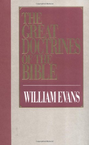 Great Doctrines of the Bible  N/A edition cover